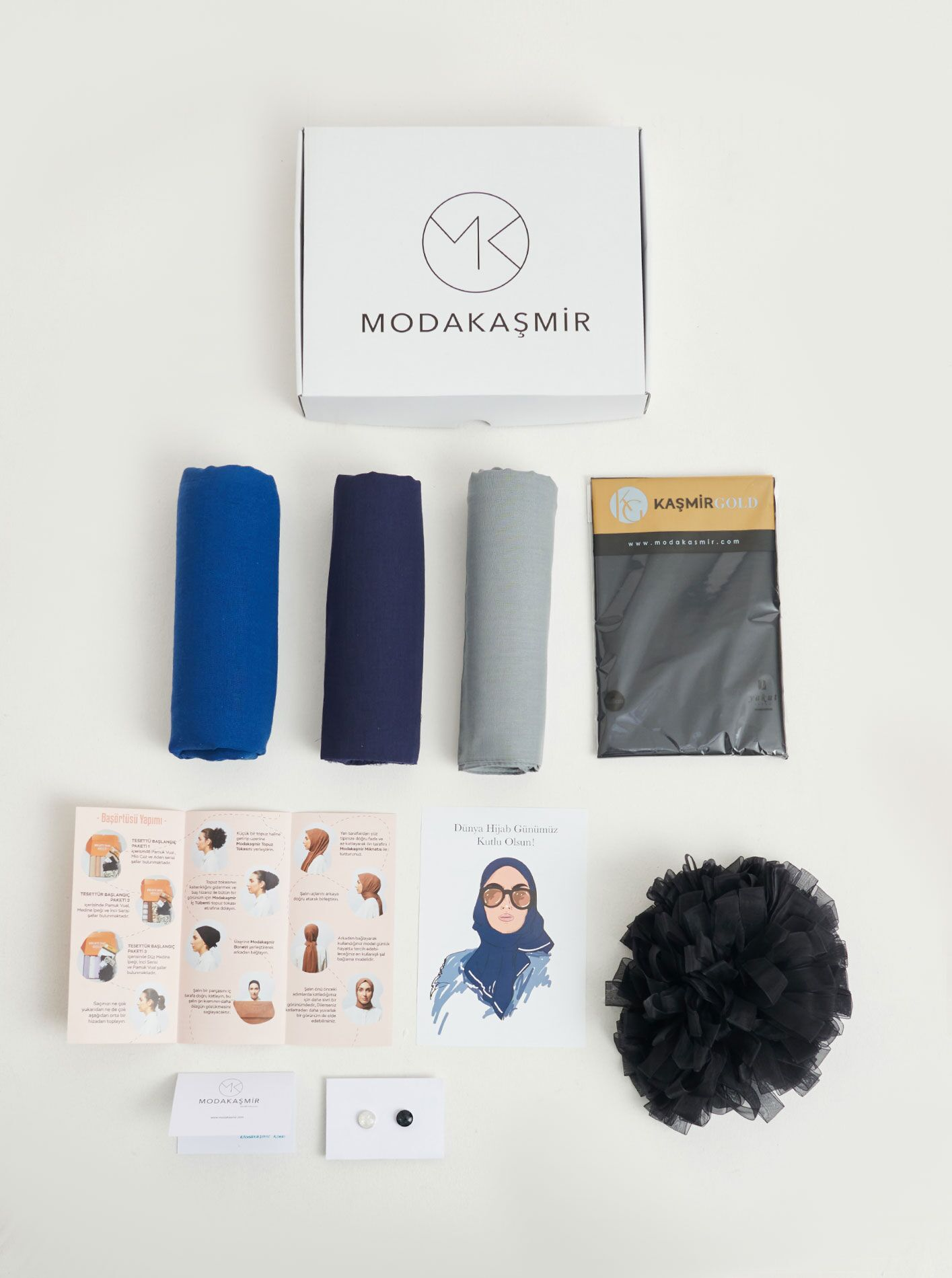 Hijab Day Package